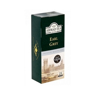 Ahmad Tea EARL GREY 25 x 2 g (karton 24 ks)