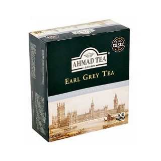 Ahmad Tea EARL GREY 100 x 2 g (karton 12 ks)