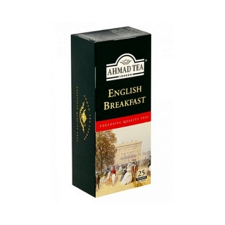 Ahmad Tea ENGLISH BREAKFEST 25 x 2 g (karton 24 ks)