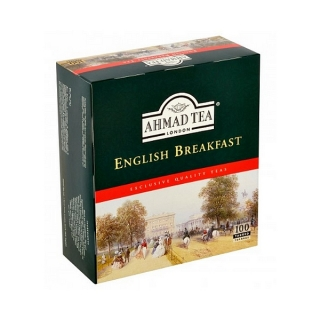 Ahmad Tea ENGLISH BREAKFEST 100 x 2 g (karton 12 ks)