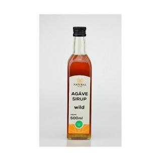 Natural Jihlava AGÁVE SIRUP Wild 500 ml