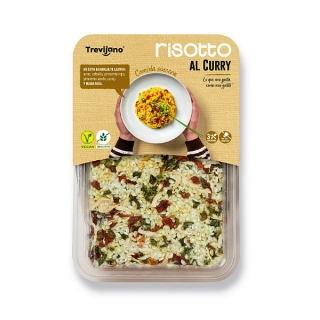 Trevijano RIZOTO Curry bez lepku (3-4 porce) 280 g