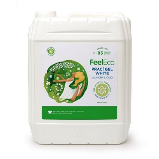 Feel Eco PRACÍ GEL WHITE 5000 ml