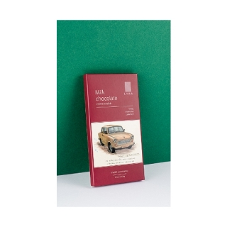 Lyra MILK CHOCOLATE Trabant 90 g