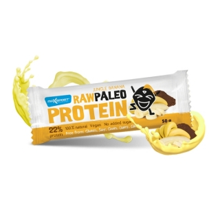 Max Sport RAW PALEO PROTEIN  Jungle Banana 50 g