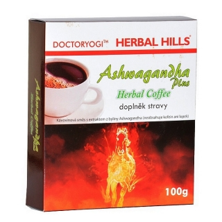 Herbal Hills ASHWAGANDHA káva 100 g