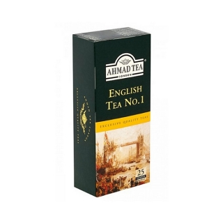 Ahmad Tea ENGLISH TEA No.1 25 x 2 g