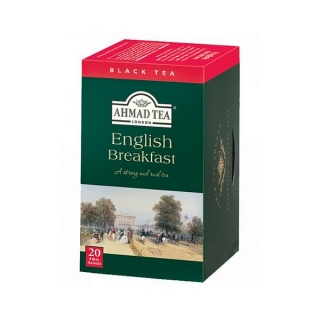 Ahmad Tea ENGLISH BREAKFEST 20 x 2 g