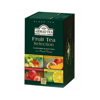 Ahmad Tea FRUIT TEA SELECTION 20 x 2 g