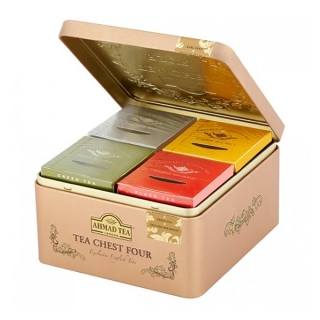 Ahmad Tea TEA CHEST FOUR 40 x 2 g