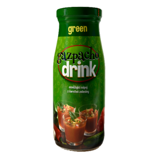 Frutex GAZPACHO DRINK Green 250 ml