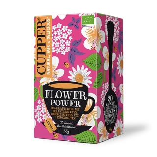 Cupper FLOWER POWER 20 x 1,75 g