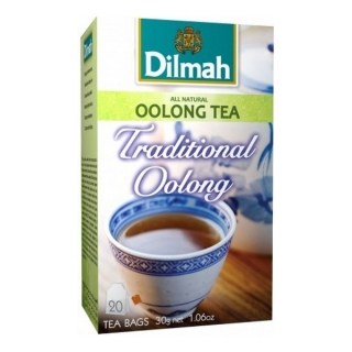Dilmah TRADITIONAL OOLONG 20 x 1,5 g