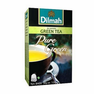 Dilmah PURE GREEN 20 x 1,5 g