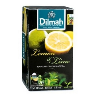Dilmah LEMON & LIME 20 x 1,5 g n.s.
