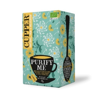 Cupper PURIFY ME BIO 20 x 1,9 g