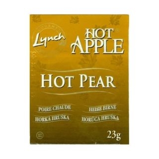 Lynch HOT APPLE Pear 23 g