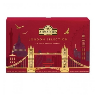Ahmad Tea LONDON SELECTION 40 x 2 g