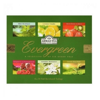 Ahmad Tea EVERGREEN 60 x 2 g