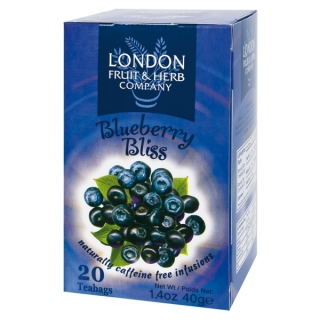 London Fruit & Herb BLUEBERRY BLISS 20 x 2 g