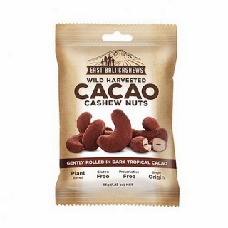 East Bali Cashews CACAO CASHEW NUTS 35 g